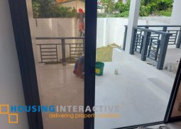BRAND NEW TOWNHOUSE FOR SALE IN UNITED PARAÑAQUE