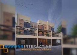 BRAND NEW 2-STOREY, 4-BEDROOM TOWNHOUSE FOR SALE IN MARIAN LAKEVIEW PARK