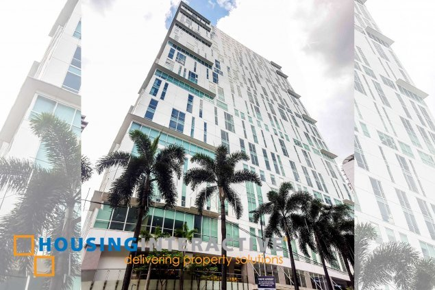PEZA accredited office rental in Quezon City