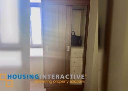 UNFURNISHED STUDIO UNIT FOR SALE IN 150 NEWPORT BOULEVARD PASAY