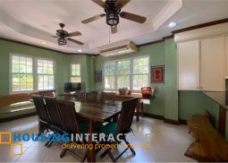 LUXE FULLY FURNISHED 2-STOREY, 5-BEDROOM BEACH HOUSE FOR SALE IN CALATAGAN