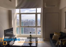 FULLY FURNISHED 1-BEDROOM LOFT UNIT FOR RENT IN TWIN OAKS PLACE