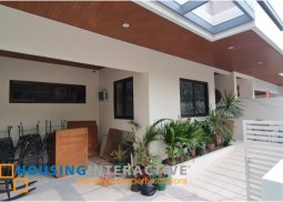 UNFURNISHED 4 BEDROOM HOUSE AND LOT FOR RENT AT SAN LOREZON VILLAGE