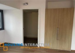 BARE 2-BEDROOM UNIT WITH BALCONY FOR SALE IN THE RISE