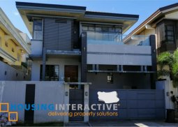 BRAND NEW 2-STOREY, 5-BEDROOM HOUSE WITH BALCONY FOR SALE IN FILINVEST 2