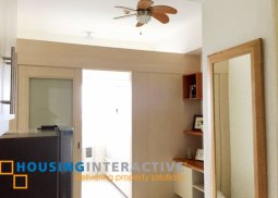 FULLY FURNISHED 1BR UNIT FOR LEASE IN BERKELEY RESIDENCES QUEZON CITY
