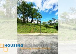 VACANT LOT FOR SALE IN AYALA WESTGROVE HEIGHTS