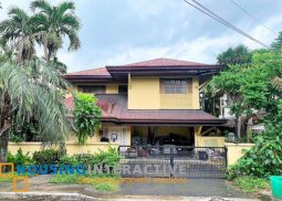 SEMI-FURNISHED 2-STOREY, 4-BEDROOM HOUSE FOR SALE IN AYALA ALABANG VILLAGE