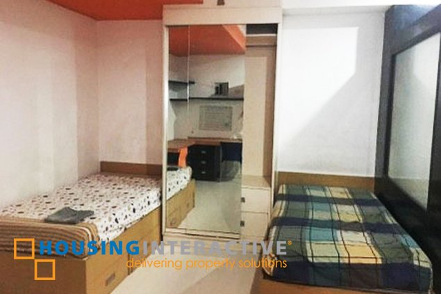 FULLY FURNISHED STUDIO UNIT FOR RENT AT IVY HILL RESIDENCES