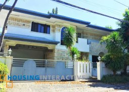 HOUSE AND LOT FOR LEASE IN AYALA ALABANG