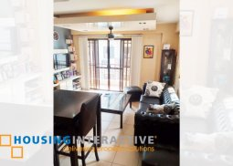 FULLY FURNISHED 3 BEDROOM UNIT FOR SALE AT THE REDWOODS