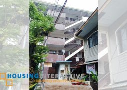 CLASSIC 5-STOREY, 24-UNIT STAFF HOUSE FOR RENT IN PASAY