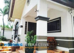 SEMI-FURNISHED 2-STOREY, 4-BEDROOM STAFF HOUSE FOR RENT IN PASAY