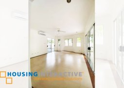 NEWLY BUILT MODERN 2-STOREY, 4-BEDROOM HOUSE FOR RENT IN AYALA ALABANG VILLAGE