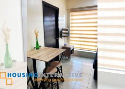 FULLY FURNISHED 1-BEDROOM UNIT FOR RENT IN THE ROCHESTER