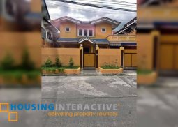SEMI-FURNISHED 5-BEDROOM STAFF HOUSE FOR RENT IN MULTINATIONAL VILLAGE
