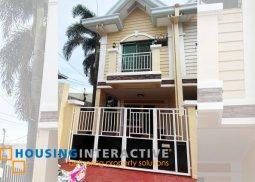 MODERN 3-BEDROOM TOWNHOUSE FOR SALE IN JEANETTE GARDENS