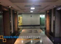 OFFICE SPACE FOR SALE/LEASE IN PRESTIGE TOWER