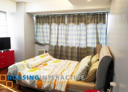 FULLY FURNISHED 3-BEDROOM UNIT FOR RENT IN ONE BEVERLY PLACE
