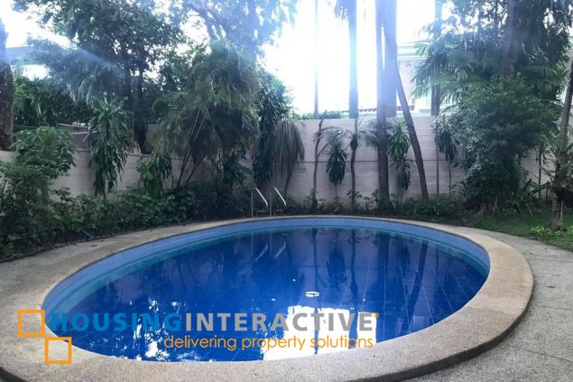 BARE 5-BEDROOM BUNGALOW WITH POOL FOR RENT IN NORTH FORBES PARK