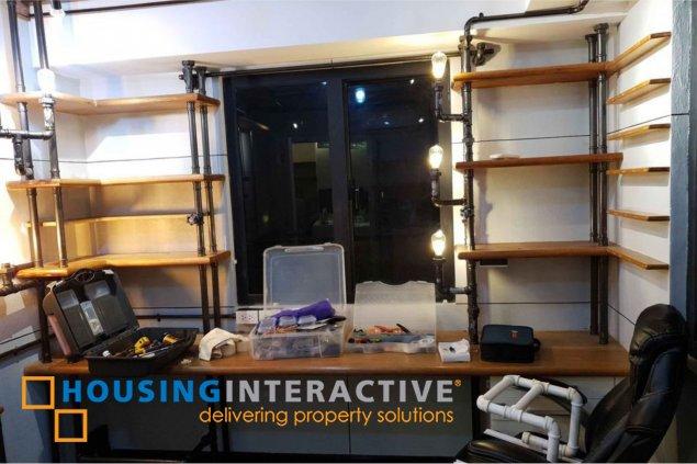 SEMI-FURNISHED 2-BEDROOM UNIT FOR SALE IN KNIGHTSBRIDGE RESIDENCES
