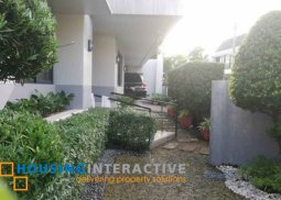 SEMI-FURNISHED 2-STOREY, 3-BEDROOM HOUSE WITH BALCONY FOR SALE IN ALABANG 400