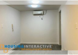 SEMI-FURNISHED 1-BEDROOM UNIT FOR SALE IN ADB AVENUE TOWER