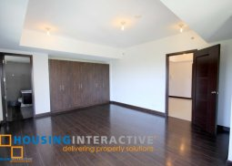 Unfurnished 3br condo unit for sale at The Address Mandaluyong