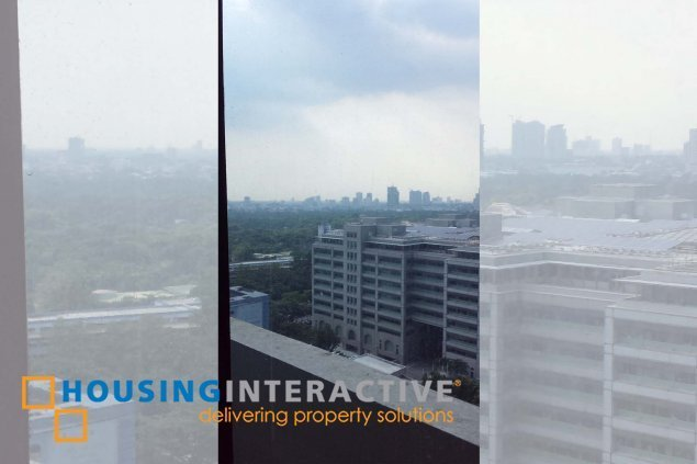 Fully furnished 2br condo unit for rent/sale at The BSA Twin Towers