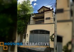 FULLY FURNISHED 3-STOREY, 3-BEDROOM HOUSE WITH BALCONY FOR RENT IN SAN MIGUEL VILLAGE