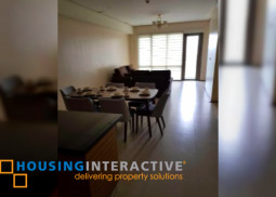 FULLY FURNISHED 1-BEDROOM UNIT FOR RENT IN VIRIDIAN AT GREENHILLS