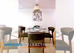 Gorgeous 1br condo unit for rent at The Swire Elan Suites Greenhills