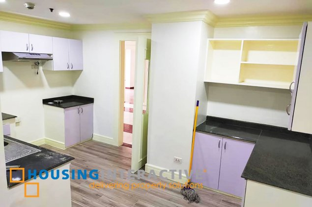 BARE 2-BEDROOM / STAFF HOUSE UNIT FOR RENT IN CLASSICA 1