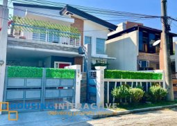 EXQUISITE FULLY FURNISHED 2-STOREY, 5-BEDROOM HOUSE FOR SALE IN BETTER LIVING