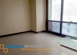 Fitted out office for lease in Makati City