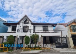 EXQUISITE 2-STOREY, 4-BEDROOM HOUSE WITH BALCONY FOR SALE IN GREENWOODS EXECUTIVE VILLAGE