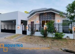 NEWLY RENOVATED 3-BEDROOM HOUSE FOR SALE IN BF HOMES