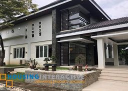 LUXURIOUS 6-BEDROOM HOUSE FOR SALE IN STA. ELENA GOLF AND COUNTRY ESTATES