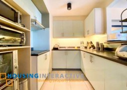 FULLY FURNISHED 1BR UNIT FOR RENT/SALE IN TWO SERENDRA BGC