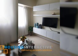 FULLY FURNISHED STUDIO UNIT FOR SALE IN SERIN EAST
