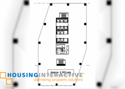 Pre-leasing office space for lease in Quezon City