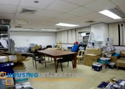 As-is-where-is office space for lease in Ortigas