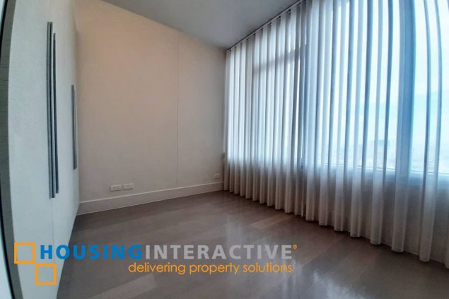 2BR UNIT FOR LEASE IN PROSCENIUM AT ROCKWELL MAKATI