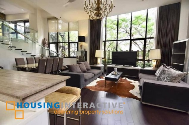 3BR UNIT FOR SALE IN THE ICON RESIDENCES BGC