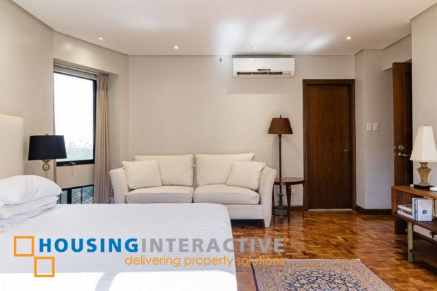 SEMI-FURNISHED 3-BEDROOM UNIT FOR RENT IN PACIFIC PLAZA AYALA