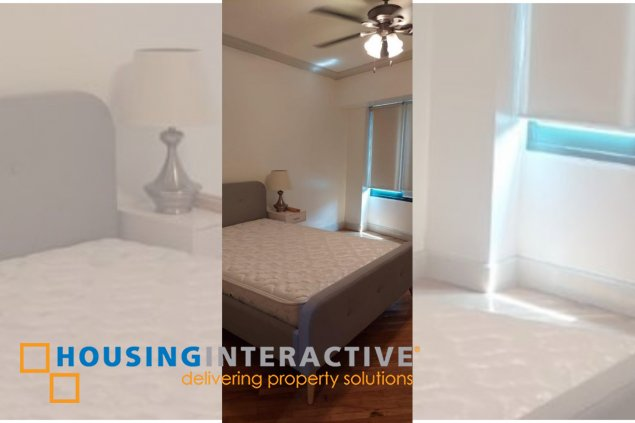 FULLY FURNISHED 3BR UNIT FOR LEASE IN RIZAL TOWER