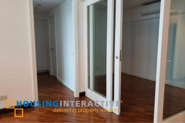 SEMI FURNISHED 2BR UNIT FOR LEASE IN JOYA LOFTS AND TOWERS