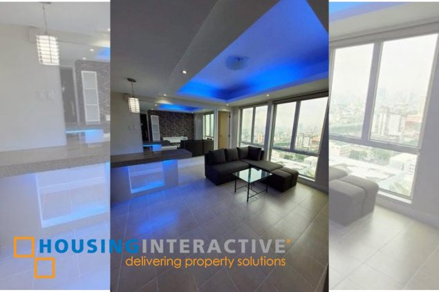 FULLY FURNISHED 1BR UNIT FOR LEASE IN SAN LORENZO PLACE