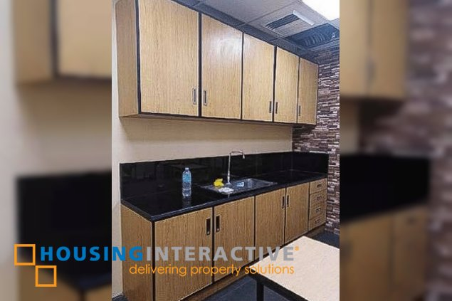 FITTED OUT OFFICE SPACE FOR LEASE IN TAGUIG