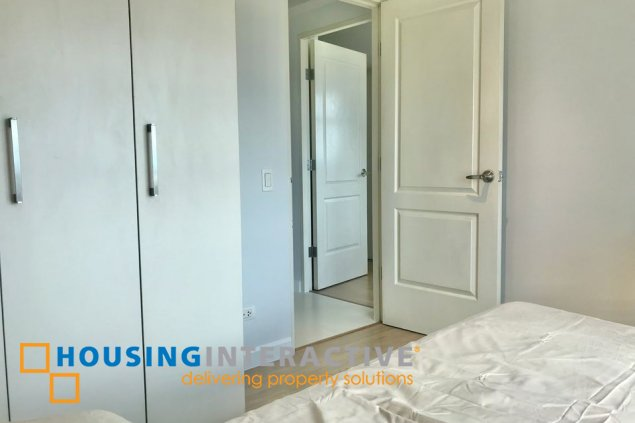 FULLY FURNISHED 2BR CORNER UNIT FOR LEASE IN TWO SERENDRA